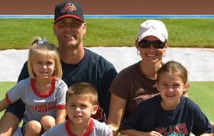 Tim Hudson Family Testimonial PersonTim Hudson Family